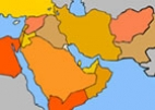 Middle East – find on the map