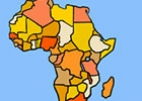 Africa – find on the map
