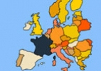 Europe – find on the map